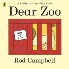 Dear Zoo, Paperback Book