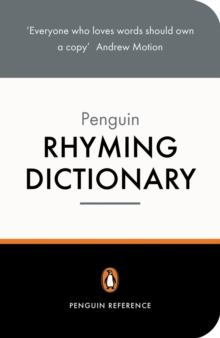 The Penguin Rhyming Dictionary, Paperback Book