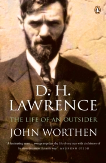 D. H. Lawrence : The Life of an Outsider, Paperback Book