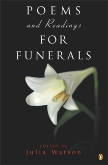 Poems and Readings for Funerals, Paperback Book
