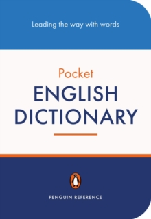 The Penguin Pocket English Dictionary, Paperback Book