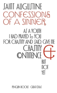 Confessions of a Sinner, Paperback Book