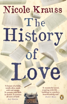 The History of Love, Paperback / softback Book