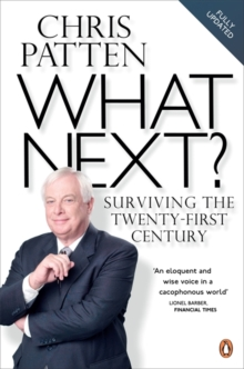 What Next? : Surviving the Twenty-first Century, Paperback / softback Book