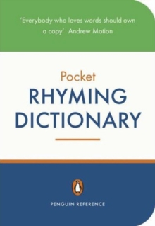 Penguin Pocket Rhyming Dictionary, Paperback / softback Book