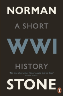 World War One : A Short History, Paperback Book