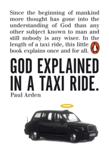 God Explained in a Taxi Ride, Paperback Book