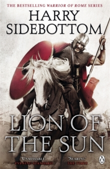 Warrior of Rome III: Lion of the Sun, Paperback Book