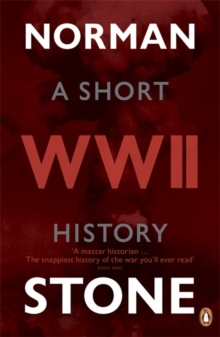 World War Two : A Short History, Paperback / softback Book