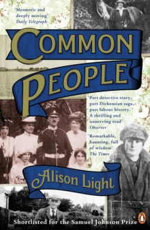 Common People : The History of an English Family, Paperback Book