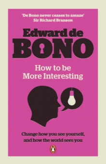 How to be More Interesting, Paperback Book