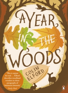 A Year in the Woods : The Diary of a Forest Ranger, Paperback Book