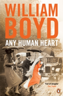 Any Human Heart, Paperback Book