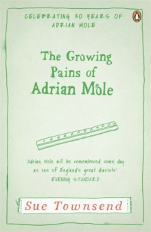 The Growing Pains of Adrian Mole, Paperback Book