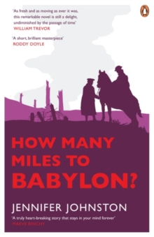 How Many Miles to Babylon?, Paperback Book