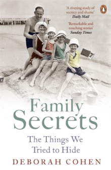 Family Secrets : The Things We Tried to Hide, Paperback / softback Book