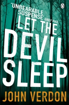 Let the Devil Sleep, Paperback Book