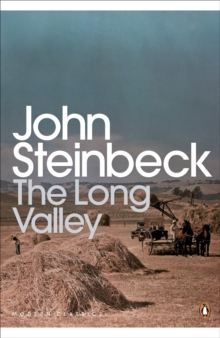 The Long Valley, Paperback Book