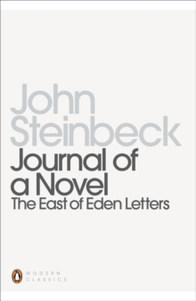 Journal of a Novel : The East of Eden Letters, Paperback / softback Book