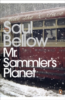 Mr Sammler's Planet, Paperback Book