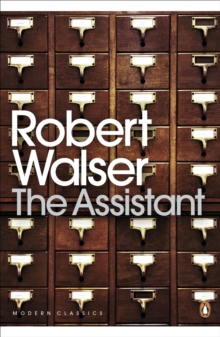 The Assistant, Paperback / softback Book