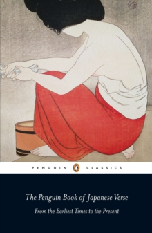 The Penguin Book of Japanese Verse, Paperback Book