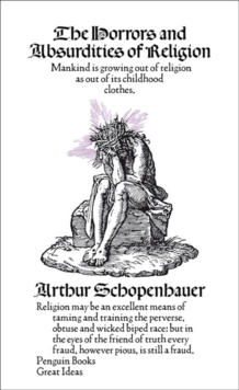 The Horrors and Absurdities of Religion, Paperback Book