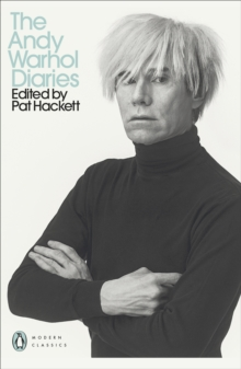 The Andy Warhol Diaries Edited by Pat Hackett, Paperback / softback Book