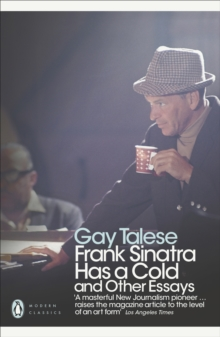Frank Sinatra Has a Cold : And Other Essays, Paperback / softback Book