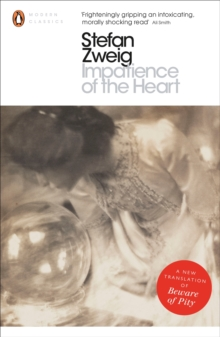 Impatience of the Heart, Paperback / softback Book