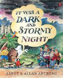 It Was a Dark and Stormy Night, Paperback Book