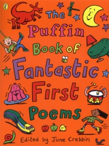 The Puffin Book of Fantastic First Poems, Paperback / softback Book