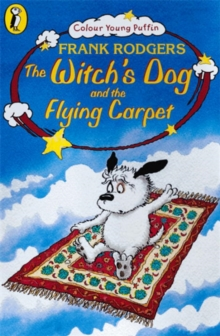 The Witch's Dog and the Flying Carpet, Paperback Book