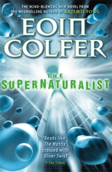 The Supernaturalist, Paperback Book