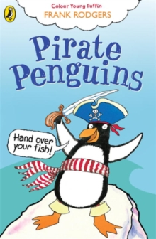 Pirate Penguins, Paperback Book