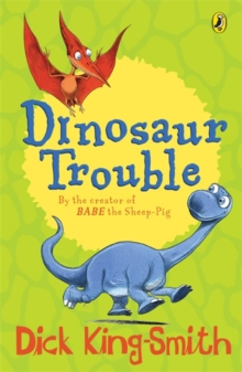 Dinosaur Trouble, Paperback Book