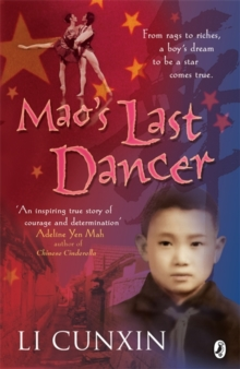 Mao's Last Dancer, Paperback Book