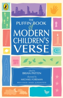 The Puffin Book of Modern Children's Verse, Paperback Book