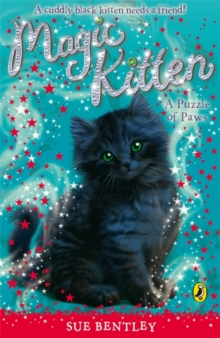 Magic Kitten: A Puzzle of Paws, Paperback Book