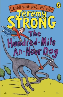 The Hundred-mile-an-hour Dog, Paperback Book