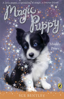Magic Puppy: Muddy Paws, Paperback Book