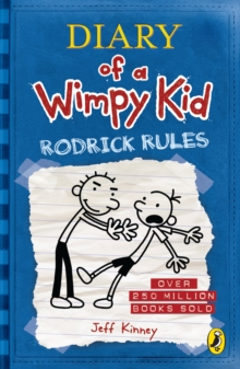 Diary of a Wimpy Kid: Rodrick Rules (Book 2), Paperback / softback Book