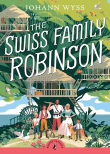 The Swiss Family Robinson, Paperback Book
