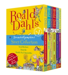 Roald Dahl's Scrumdidlyumptious Story Collection, Multiple-item retail product, slip-cased Book