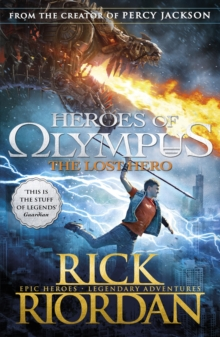 The Lost Hero (Heroes of Olympus Book 1), Paperback Book