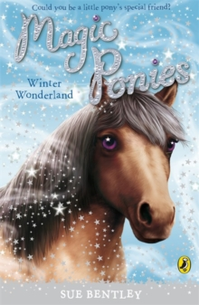 Magic Ponies: Winter Wonderland, Paperback Book