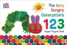 The Very Hungry Caterpillar Finger Puppet Book : 123 Counting Book, Board book Book