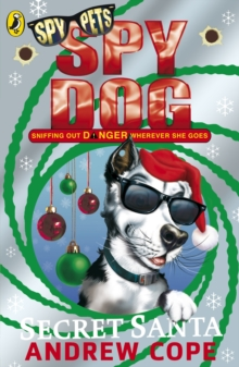 Spy Dog Secret Santa, Paperback Book