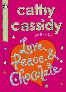 Love, Peace and Chocolate (Pocket Money Puffin), Paperback Book