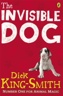 The Invisible Dog, Paperback Book
